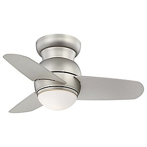 Spacesaver Ceiling Fan by Minka Aire